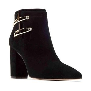 Katy Perry Suede Booties